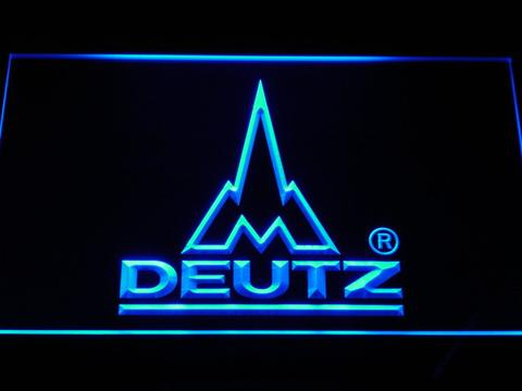 Deutz LED Neon Sign